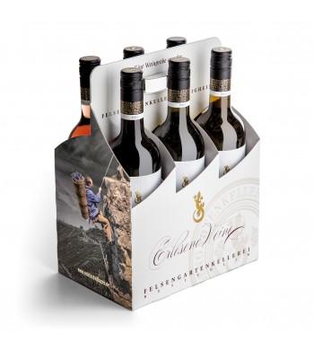 6er Weinprobe für zu Hause