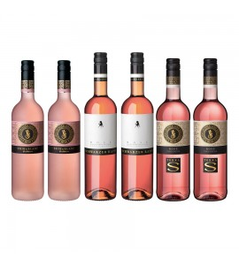 """6er Paket """"Rosé"""""""