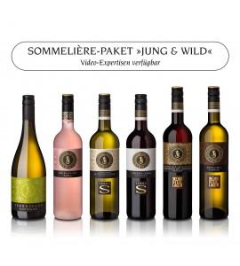 """Online-Weinprobe """"Jung & Wild"""""""