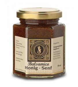 Balsamico Honig Senf , großes